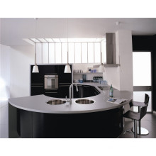 Gabinete barato de la cocina del precio barato (armario)
