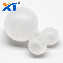 Excellent polypropylene hollow ball absorption tower packing 25mm plastic hollow floatation ball