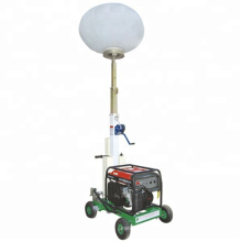 FZM-Q1000 handle honda generator balloon project Light Tower