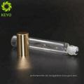 Goldglasflaschen Mattglasrolle auf Behältern 5ml dünne Glasrolle auf Flasche runde 8 ml-Röhrenflasche für Parfüm