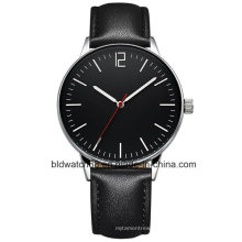 Custom Wrist Watch Men Stainless Steel Back Top Quality