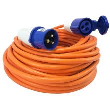 IEC 60309 IP44 Plug Industrial Extension Cord