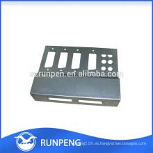 Sellado de cajas electrónicas de aluminio OEM