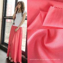 Gran oferta de verano de señora camisa de tela de algodón artificial
