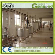 Fábrica de processamento de leiteria de aço inoxidável