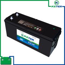 Свободная свинцовокислотная автозапчастей DIN100 СМФ Автомобильный Аккумулятор