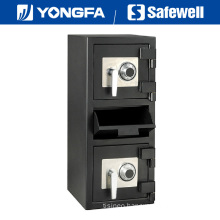 Safewell Ds Panel 32 Inches Height Deposit Safe for Supermarket Casino Bank