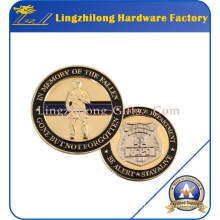 Two Tone Finish Design Gold Coins