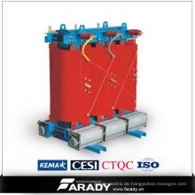 3000kVA 13.8kv trockener elektrischer Transformator