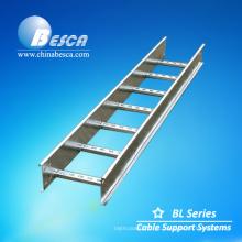 Escada de cabo de aço de metal