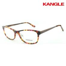 2017 Combination Acetate optical frame new designer eyeglass
