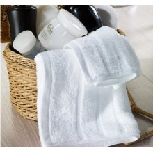 Canasin 5-Sterne-Hotel Handtücher Luxus 100 % Baumwolle weiß