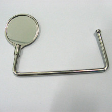 Hot Sale Zinc Alloy Cheap Promotion Metal Purse Hook (F2002)