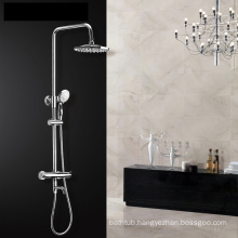 Top sale modern brass thermostatic bath shower mixer prices TMV&Wras