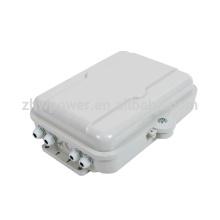 Golden Supplier extérieur fibre optique Boîte à bornes en plastique 1 * 48 / ftth boîte de distribution à fibres optiques