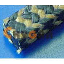 Emballage de Graphite PTFE Inter aramide (P1180)