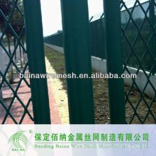 High Quality Expanded Stainless Steel Fence