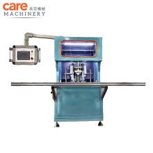 UPVC Window Automatic CNC Angle Corner Cleaning Machine