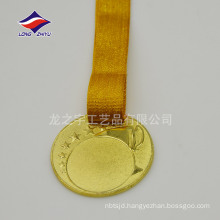 custom new style stars blank medals commemorative medals