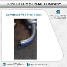 Résistance à la corrosion Courbes en acier doux galvanisé
