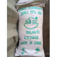 Grado barato de la alimentación del bicarbonato de sodio del añadido de la alimentación de precios