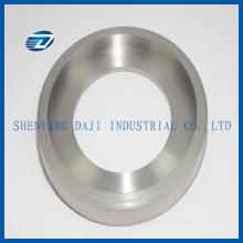 Anel titanium puro da liga dos titânio dos forjamentos