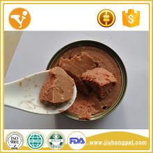 Влажная корм для собак Органическая собака лечит вкус говядины