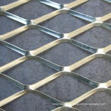 Feuille de métal déployée lourde galvanisée