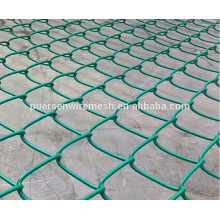 Hot sale chain link fence diamond mesh