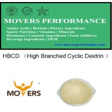 Новая добавка к пище с высоким разветвленным циклическим декстрином (ГБЦД)