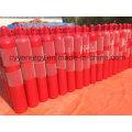 50L Seamless Steel High Pressure Argon Gas Cylinder (EN ISO9809)