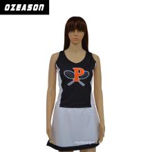 Ozeason Light Weight Digital Print A Line Netball Dress