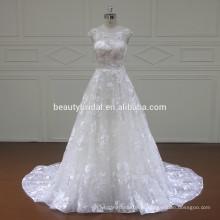XF16068 новая конструкция корсета свадебное платье с роскошные кружева аппликация 2017