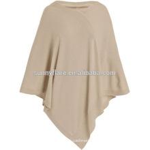 OEM Nouveau Mode Femmes Poncho Cachemire