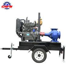 Nuevo diseño de bomba de motor diesel de alta eficiencia de refrigeración por aire