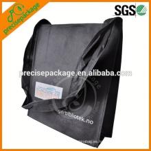 Bolso no tejido reciclable de los PP con imagen simple