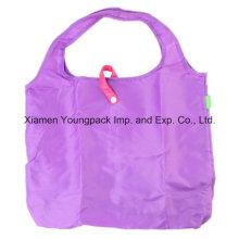 Многоразовый эко-полиэстер Складной складной продуктовый сумка для покупок