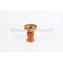 New design Shisha for shisha al fakher ceramic hookah bowl