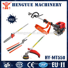 telescopic pole chain saw long pole hedge trimmer multifunction garden tool