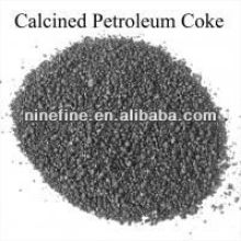 Kohlenhydratarme kalzinierte Petrolkoks mit niedrigem Schwefelgehalt