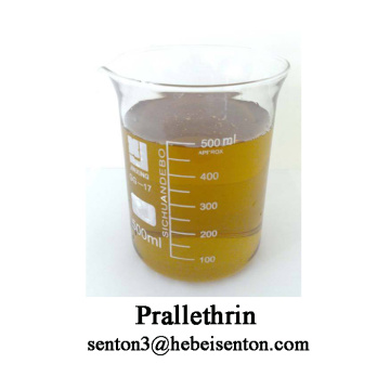Effectief insecticide materiaal Prallethrin