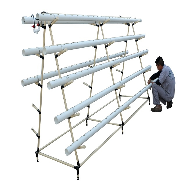 Large-Round-PVC-Pipe-NTF-Tower-Hydroponic