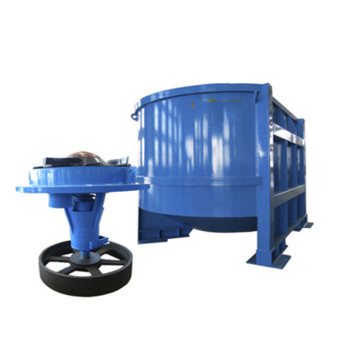 D Tipo 40m3 Volumen Hydrapulper Machine