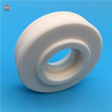 Dielektrikum 99 Aluminiumoxid Keramikzylinder angepasst