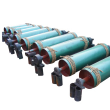 Conveyor Roller Used in Various Factory Mine Chemical Stone Diameter89-159mm