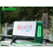 Affichage à LED Haut Taxi sans fil P5