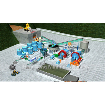 Tailing Recycling Equipment with High Efficiency