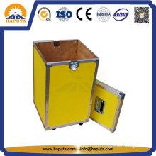 Fashionable Aluminum Transport ATA Case with Wheel Hf-1200