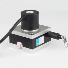 Potenciómetro de cadena de alambre de tracción de rango de 1000 mm de salida de 0-10 V
