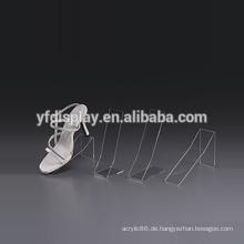 Acryl Schuhe Halter und Racks